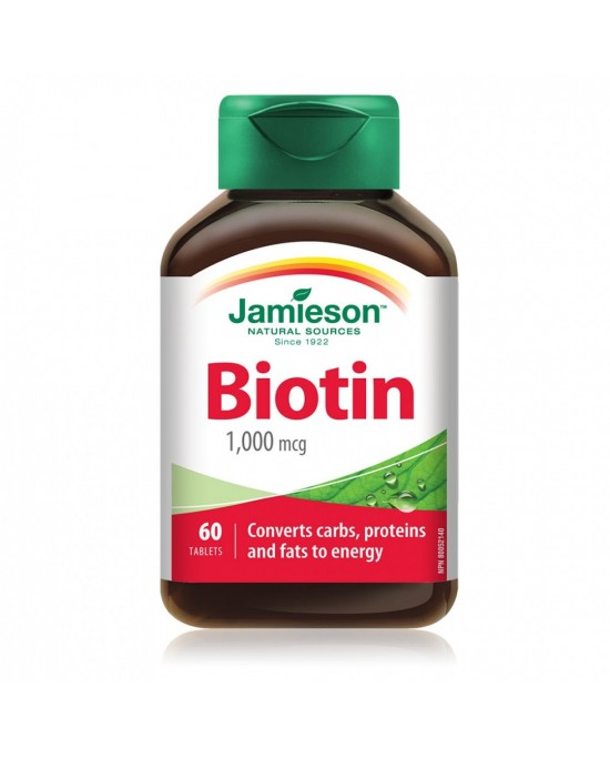 Biotin 1000 μg