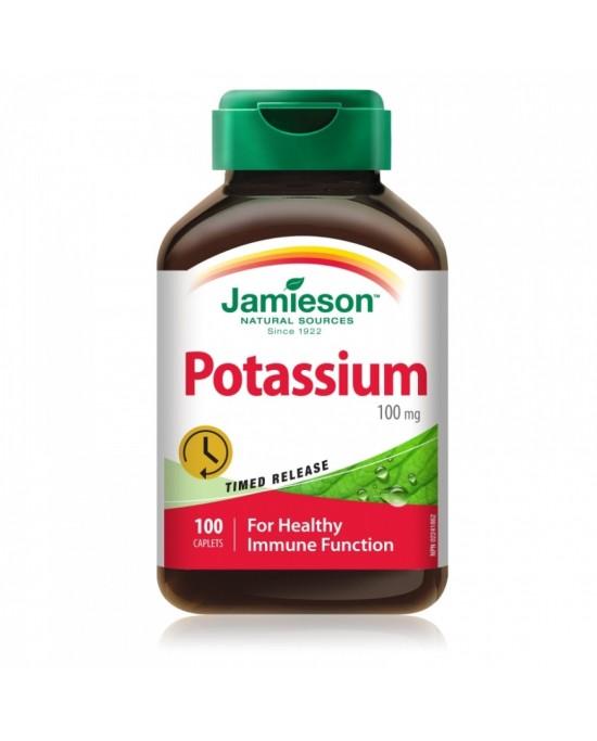 Potassium 100mg