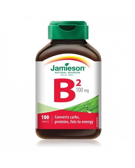 VITAMIN B2 (Riboflavina)...