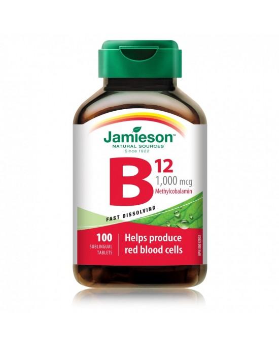 Vitamina B12 1000mcg