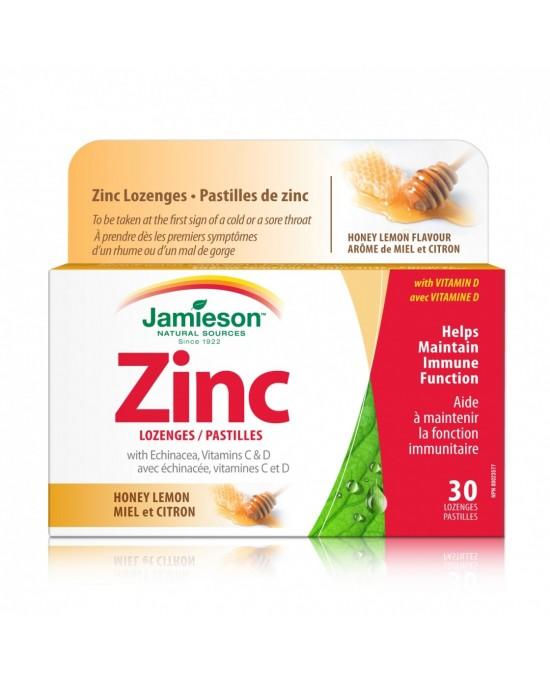 Zinc Lozenges+Equinácea+C+D